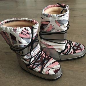 Emilio Pucci - snow boots